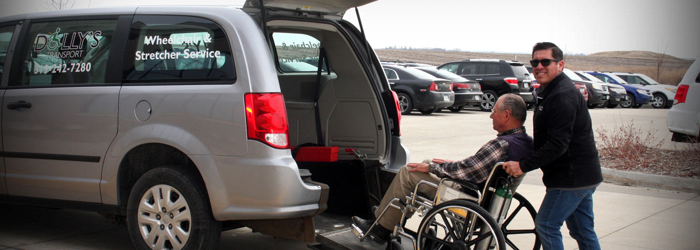 cedar falls wheelchair transportation
